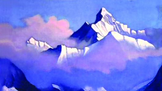 Nicholas Roerich – Гималáи