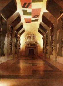 M. Sironi – Galleria dei Fasci