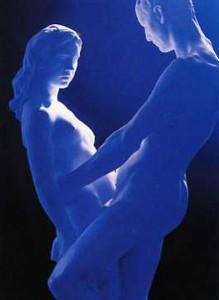 Gustav Vigeland – Ung mann og kvinne